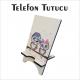 Ahşap Telefon Tutucu