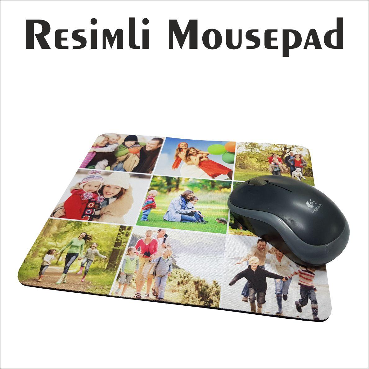 Resimli Mousepad