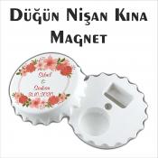 Düğün Nişan Kına Magnet
